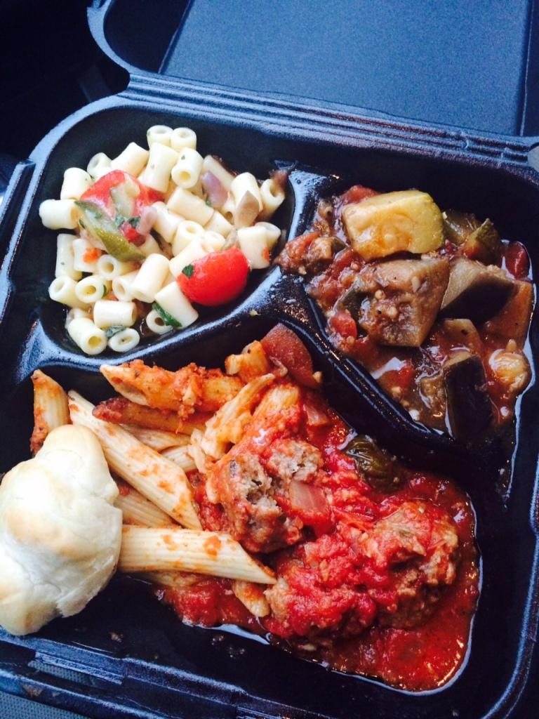 Italian Food Meal