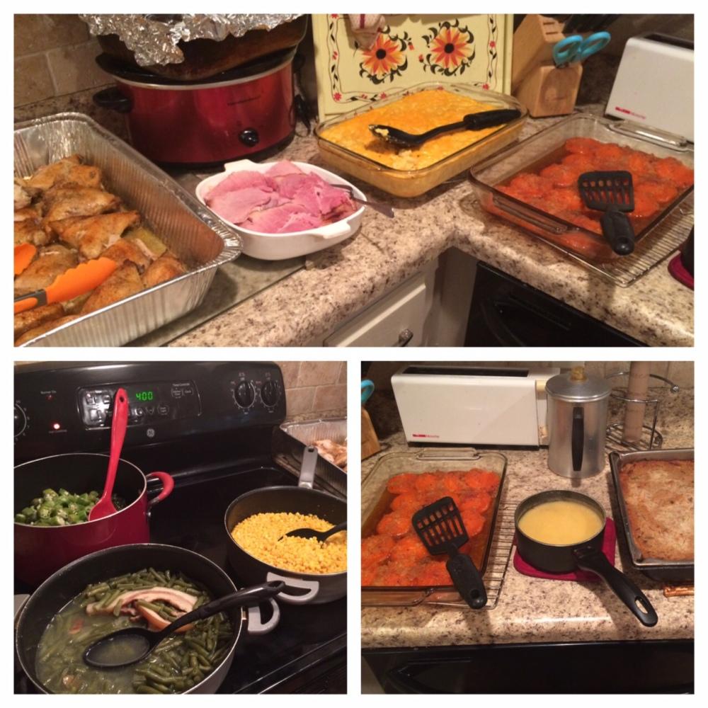 Sunday Dinner_MFA