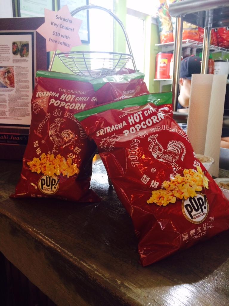 S Popcorn