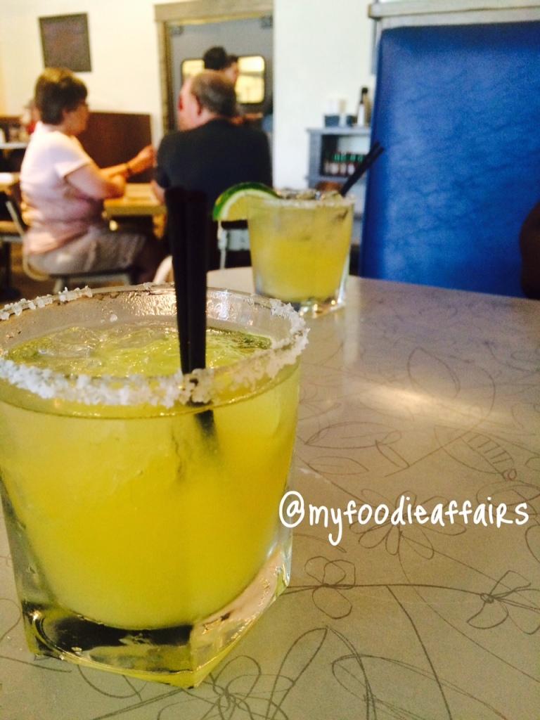Breakfast Margaritas