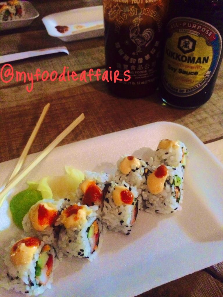Sushi Class 2