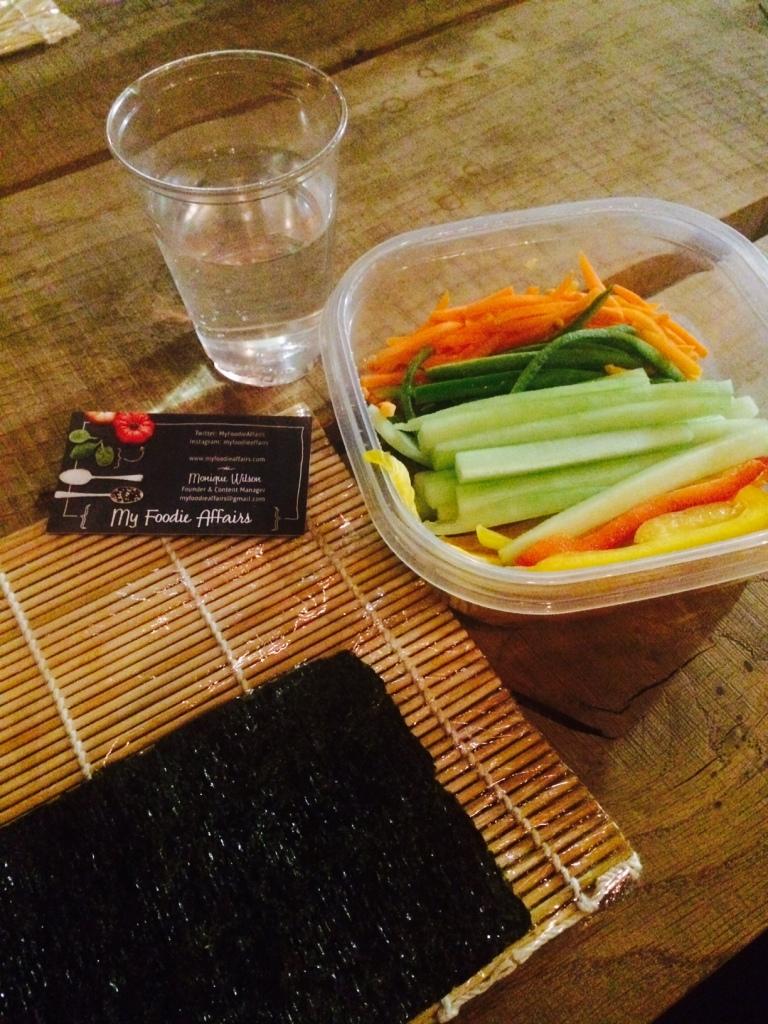 Sushi Class 3