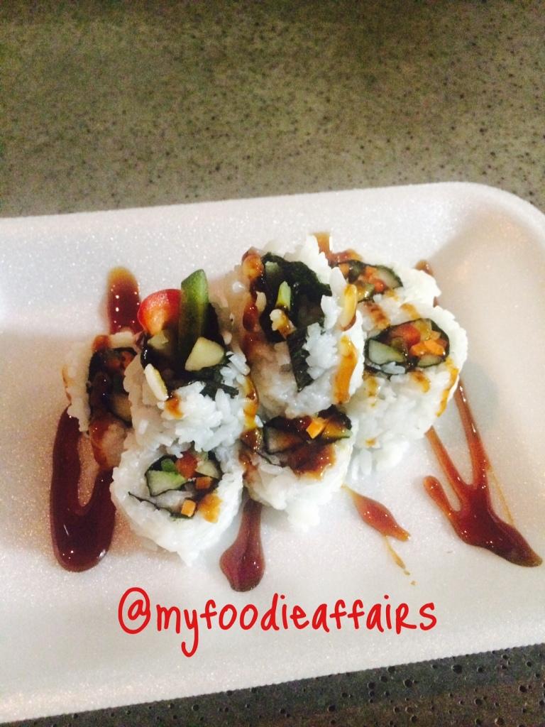 Sushi Final Product